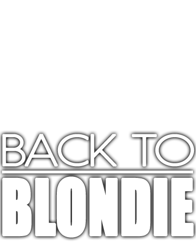 Booking Info Back to Blondie